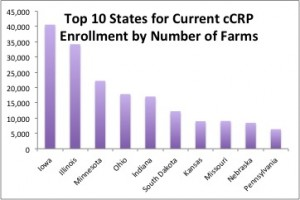 Top-10-States-for-Current-cCRP-Enrollment-by-Number-of-Farms